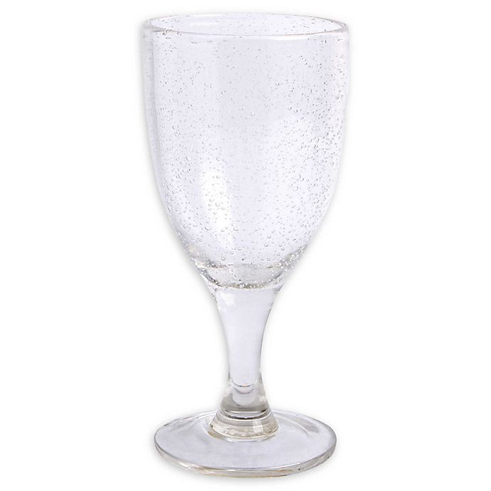 Alternate image 1 for Bee & Willow™ Home Milbrook Bubble Goblet