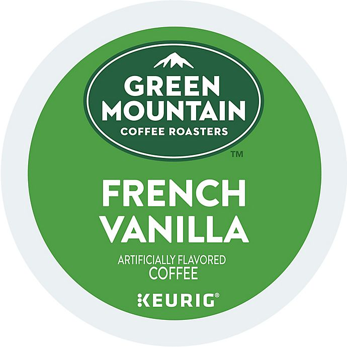 Alternate image 1 for Keurig® K-Cup® Pack 18-Count Green Mountain Coffee® French Vanilla Coffee
