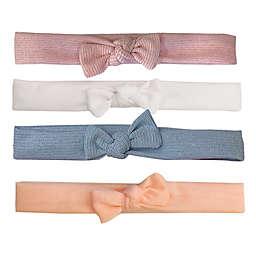 Tiny Treasures 4-Pack Bow Headbands