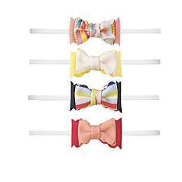 Tiny Treasures 4-Pack Infant Headbands