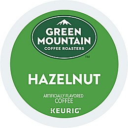 Keurig® K-Cup® Pack 18-Count Green Mountain Coffee® Hazelnut Flavored Coffee