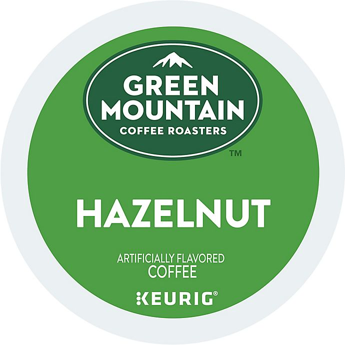 Alternate image 1 for Keurig® K-Cup® Pack 18-Count Green Mountain Coffee® Hazelnut Flavored Coffee