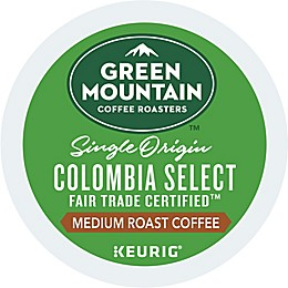 Keurig® K-Cup® Pack 18-Count Green Mountain Coffee® Colombia Fair Trade Select Coffee