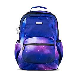 Ju-Ju-Be® Be Packed Galaxy Diaper Backpack in Blue