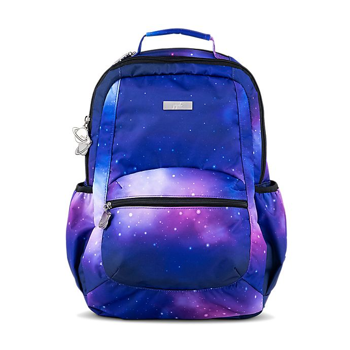 Alternate image 1 for Ju-Ju-Be® Be Packed Galaxy Diaper Backpack in Blue