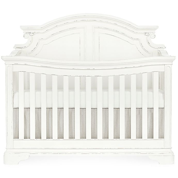 Alternate image 1 for evolur Signature Belle 5-in-1 Convertible Crib