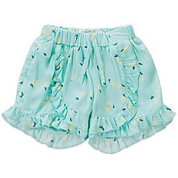 Sovereign Code® Lemon Ruffle Pull-On Short in Mint