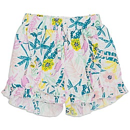 Sovereign Code® Ruffle Pull-On Short in Floral