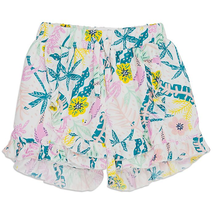 Alternate image 1 for Sovereign Code® Ruffle Pull-On Short in Floral