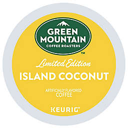 Green Mountain Coffee® Island Coconut Coffee Keurig® K-Cup® Pods 18-Count