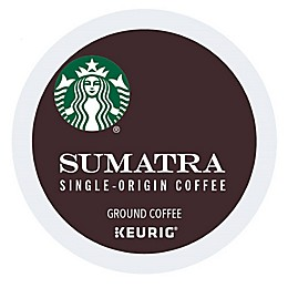 Starbucks® Sumatra Dark Roast Coffee Keurig® K-Cup® Pods 16-Count