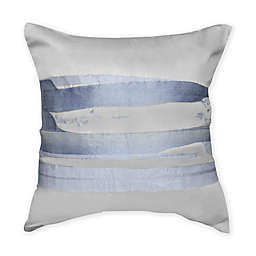 Canadian Living™ Morden Embroidered Square Throw Pillow in Grey