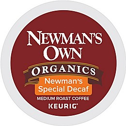 Keurig® K-Cup® Pack 18-Count Newman's Own® Organics Special Decaf Coffee
