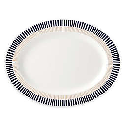 kate spade new york Brook Lane™ 16.5-Inch Oval Platter
