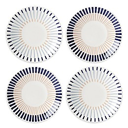 kate spade new york Brook Lane™ Tidbit Plates (Set of 4)