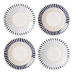 kate spade new york Brook Lane™ Tidbit Plates (Set of 4)