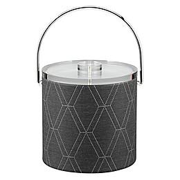 Kraftware™ Stonehenge Midnight 3 qt. Ice Bucket with Lucite Lid