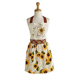 DII® Desgin Imports Rise and Shine Apron in Floral