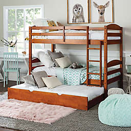 Forest Gate™ Twin Over Twin Bunk Bed with Trundle