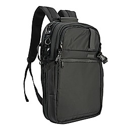 1 Like No Other Expandable Travel Backpack in Black