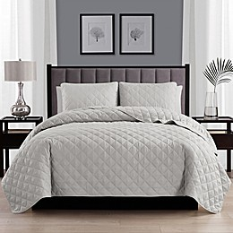 Cathay Home Home Basics 3-Piece Quilt Set