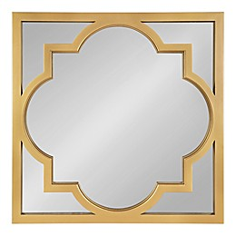 Kate and Laurel Rhodes Wall Mirror