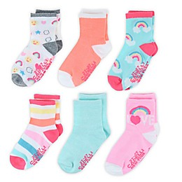 Capelli New York 6-Pack Love Socks