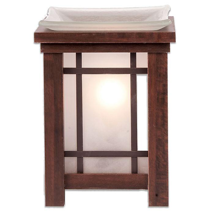 Alternate image 1 for Fragrance Hearth Wax Warmer