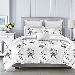 Charisma® Tiger Lilies Bedding Collection