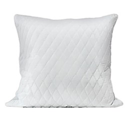 Charisma® Tiger Lilies European Pillow Sham in Grey
