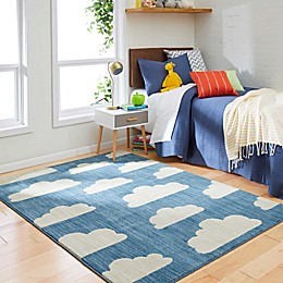 Marmalade Breeze 5' x 7' Area Rug in Blue