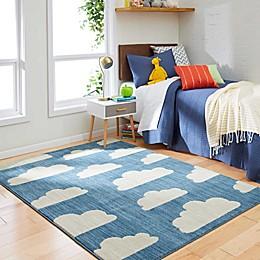 Marmalade Breeze 5' x 7' Area Rug in Blue