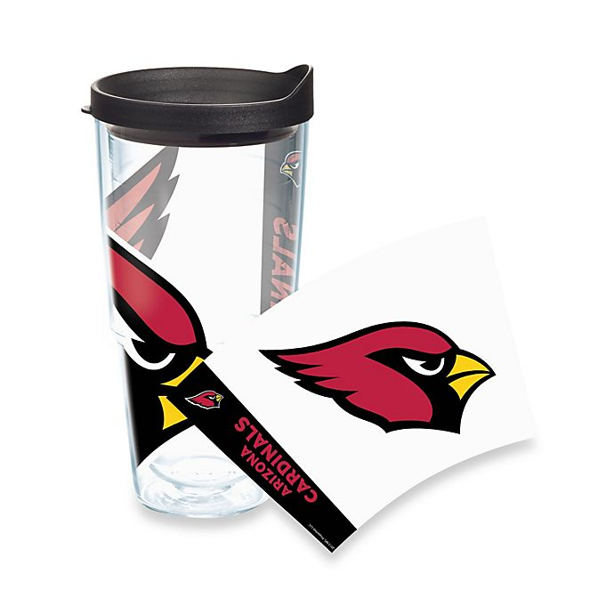 Alternate image 1 for Tervis® NFL Arizona Cardinals 24-Ounce Colossal Wrap Tumbler with Lid