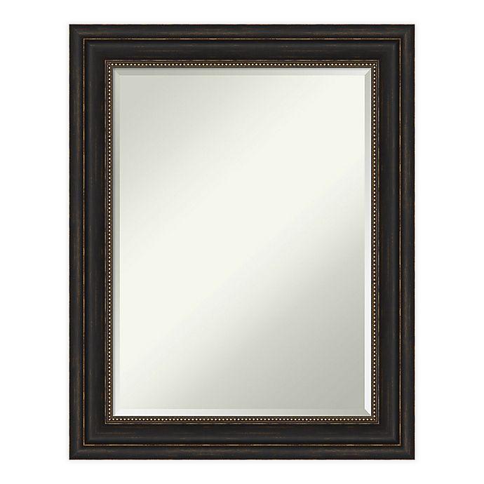Alternate image 1 for Amanti Art Accent Bathroom Vanity Mirror in Bronze