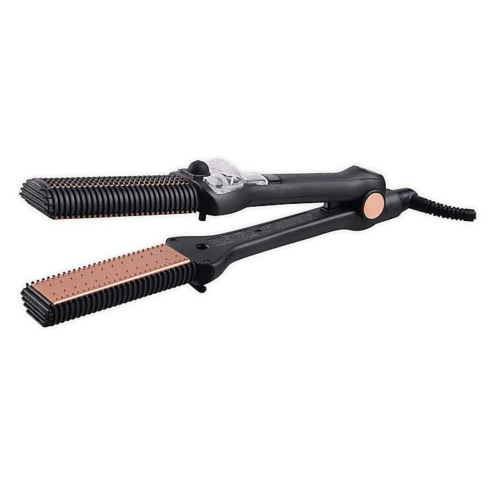 Alternate image 1 for Maxius® Beauty Maxiglide RP Retractable Professional Flat Iron