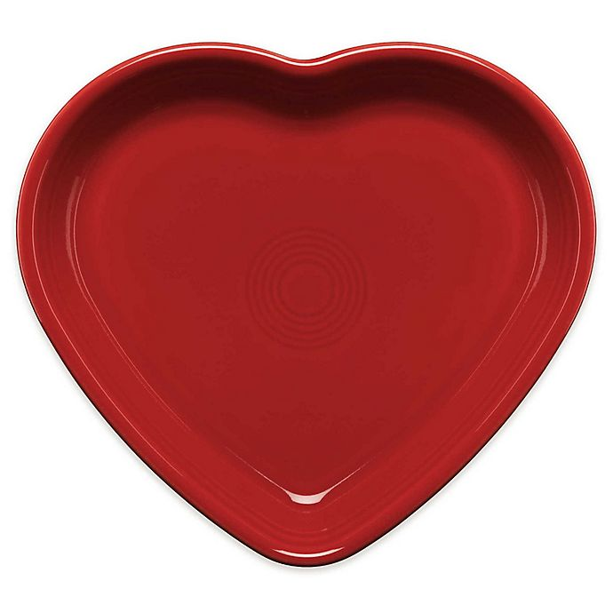Alternate image 1 for Fiesta® Large Heart Bowl