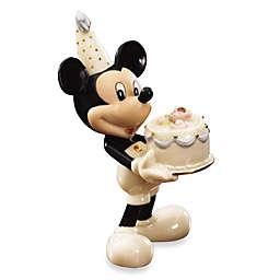 Lenox® Disney Birthstone Mickey Figurine