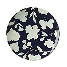 kate spade new york Petal Lane™ Flower Accent Plate in Blue