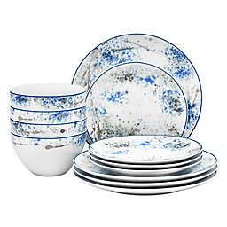 Noritake® Blue Nebula 12-Piece Dinnerware Set