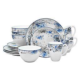 Noritake® Blue Nebula 16-Piece Dinnerware Set
