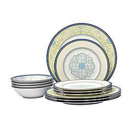 Noritake® Menorca Palace 12-Piece Dinnerware Set
