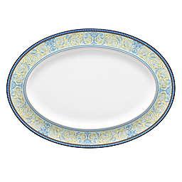 Noritake® Menorca Palace 14-Inch Oval Platter