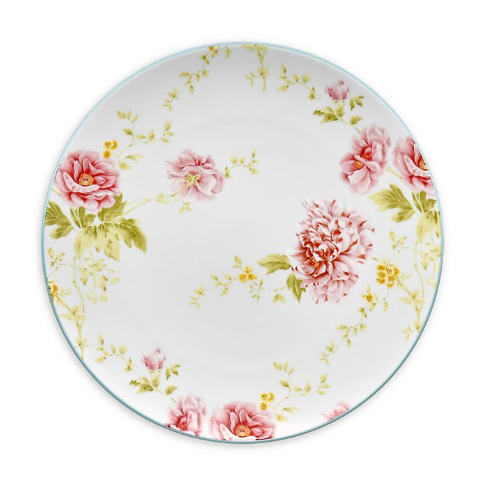 Alternate image 1 for Noritake® Peony Pageant Accent Plate