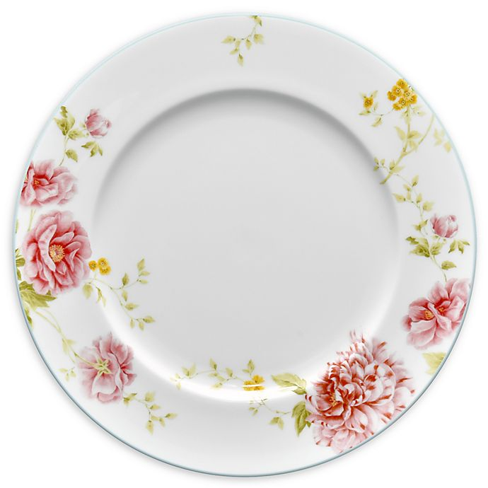 Alternate image 1 for Noritake® Peony Pageant Dinner Plate