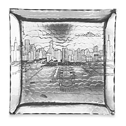 Wendell August Chicago Large Square Hudson Tray