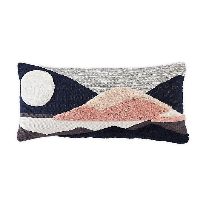 Alternate image 1 for UGG® Ruby Nature Oblong Throw Pillow