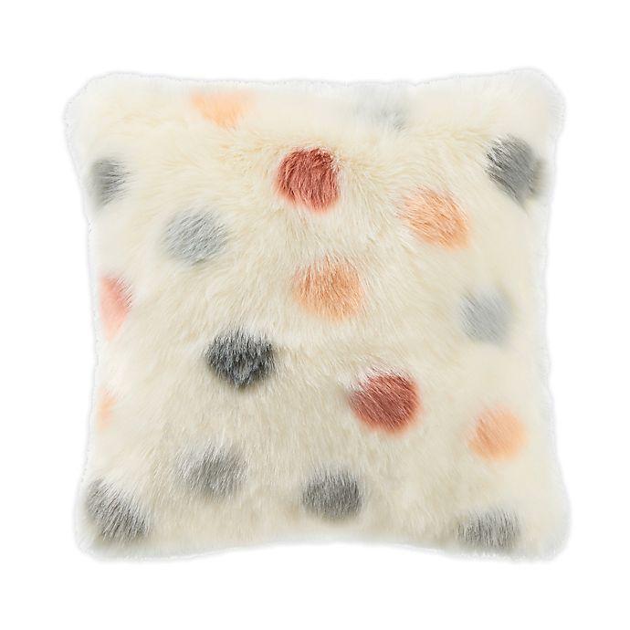 Alternate image 1 for UGG® Jemma Dot Square Throw Pillow