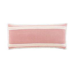 UGG® Ada Chenille Striped Oblong Throw Pillow