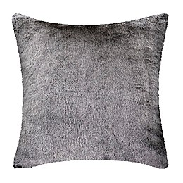UGG® Dawson Tipped Faux Fur Square European Throw Pillow