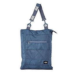 UGG® Mischa Quilted  Indoor/Outdoor Throw Blanket in Pacific Blue